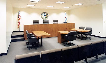 License Appeals Hearing Room